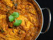 Indian Chicken Rangoon Curry Food