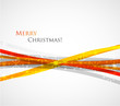 Clean lines Christmas background