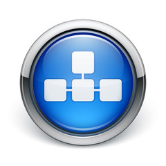 icône organigramme