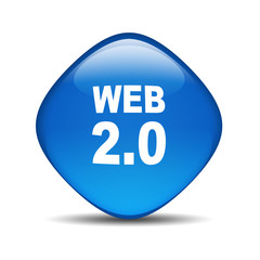 Rombo brillante WEB 2.0