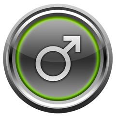 Männlich Button