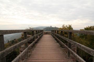 Brettersteg Brücke