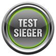 Testsieger Button