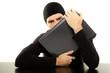 Verbrechen im internet laptop