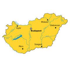 Rivière - Hongrie