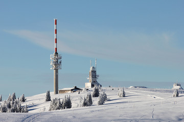 Feldberg summit, Black Forest - Germnay