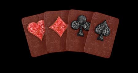 carte poker 7