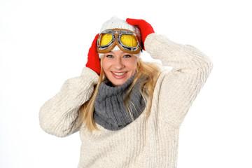 Skihase - Wintersport
