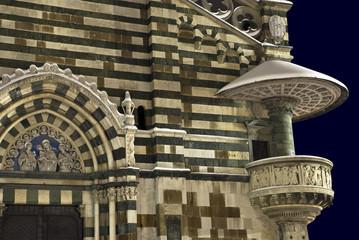 Toscana, Prato: Duomo di S. Stefano e Pulpito di Donatello