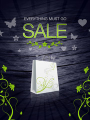 Everything Must Go Sale Promotion