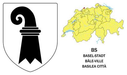 Cantoni della Svizzera: Basilea Città (Basel Stadt)
