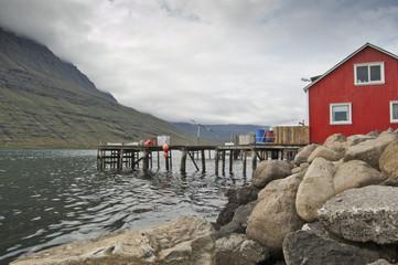 Caseta de pescadores