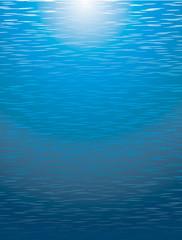 underwater vector wallpaper