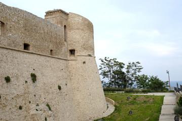 Abruzzo Ortona Castello Aragonese