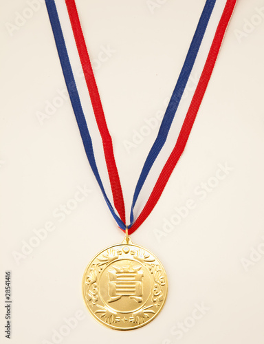 Japanese gold medal