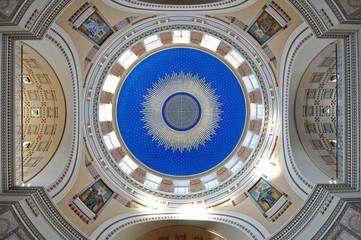 kuppel otto wagner kirche wien