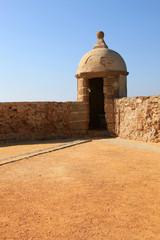 Cadiz fortification