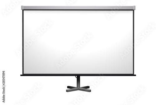 screen projector - 28547894
