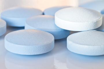 pills closeup