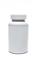White Pill Bottle