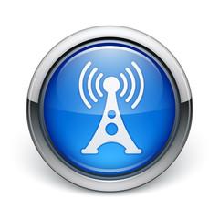 icône antenne wifi
