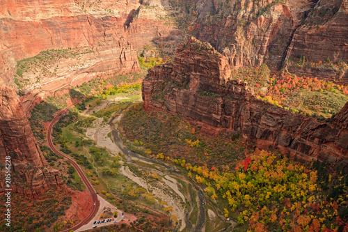 Zion Canyon Big Bend