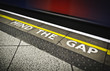 MIND THE GAP - 28559685