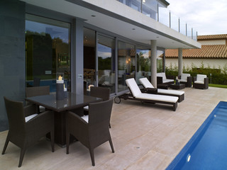 interiorismo terraza