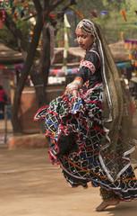 Kalbelia Dancer from Rajasthan in India