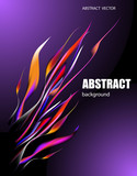 Fototapety ABSTRACT  VECTOR