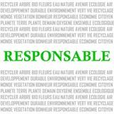 RESPONSABLE poster