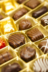 Sweets gift, Chocolate