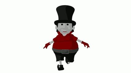Christmas Scrooge