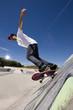 Fototapete Sprung - Extrem - Sommersport