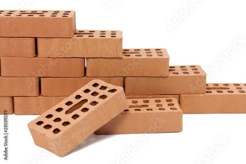 backsteinmauer - 28589289