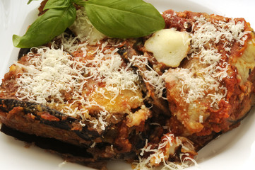 Parmigiana - Cocina Italiana