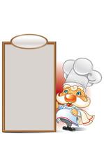 chef menù