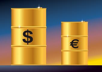 Baril de pétrol, _OR