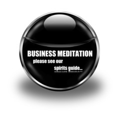 business concept button