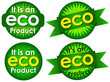ECO product Seal