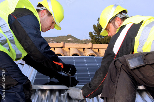 installation electrique - 28627854