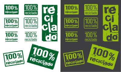 100 reciclado
