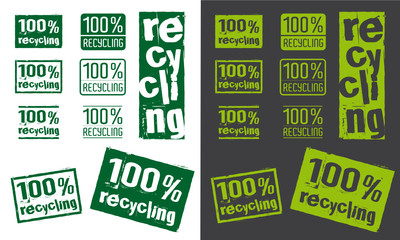 100 recycling