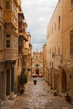 Street in old Valletta