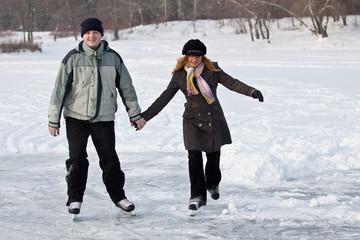 Winter Skate.