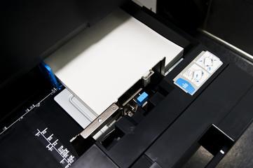 Papierfach Kopierer