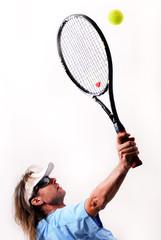 Tennis - Smash