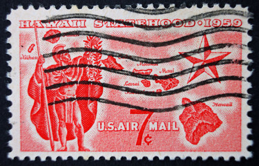 Postage stamp USA 1959