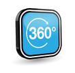 360 grad symbol 3d