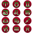 simbolos zodiacales